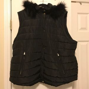 H&M Quilted Quffer Vest